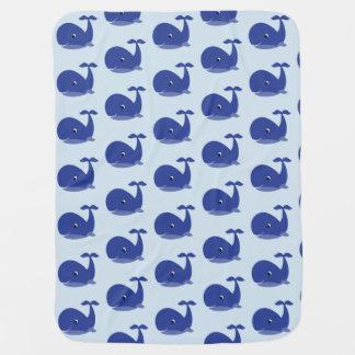 Blauwal-Decke Puckdecke