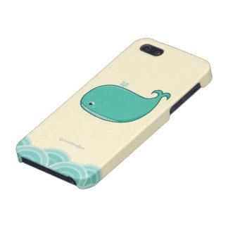 Blauwal iPhone 5 Schutzhülle