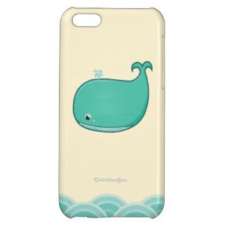 Blauwal iPhone 5C Schale