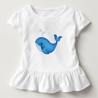 Blauwal Kleinkind T-shirt