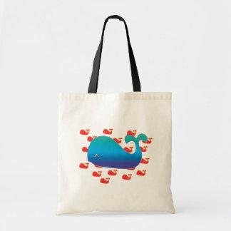 Blauwal Tragetaschen