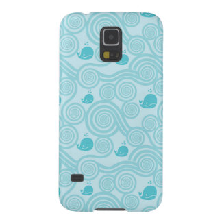 Blauwale Hülle Fürs Galaxy S5