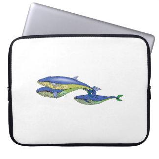 Blauwale Laptop Computer Schutzhüllen