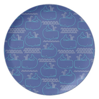 Blauwale Party Teller