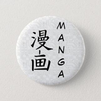 Blech klaut runder button 5,1 cm