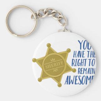 Bleiben Sie fantastisch Schlüsselanhänger