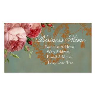 Blenheim Rose Visitenkarten