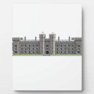 Blenheim Schloss Fotoplatte