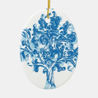 Blessed7 Keramik Ornament