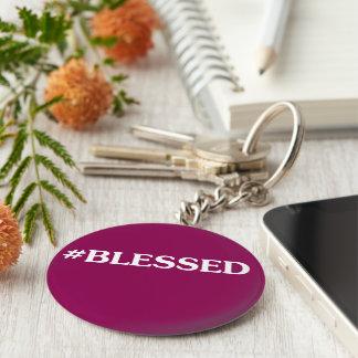 #BLESSED Custamizable Keychain Schlüsselanhänger