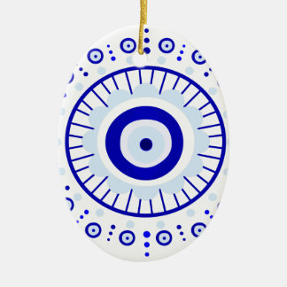 Blicks-Explosion Keramik Ornament