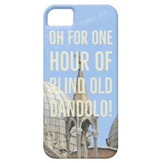 Blinder alter Dandolo Venedig iPhone Fall Etui Fürs iPhone 5
