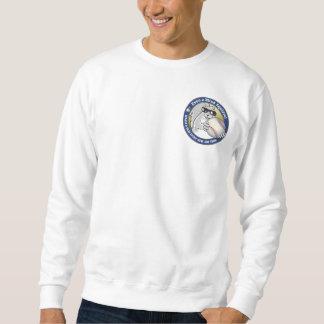 Blinder Eichhörnchen-Baseball Sweatshirt