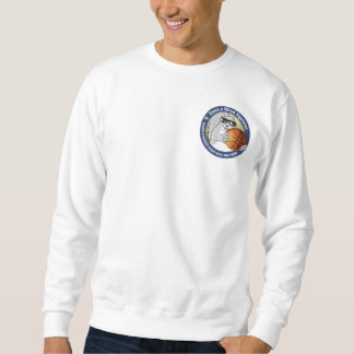 Blinder Eichhörnchen-Basketball Sweatshirt