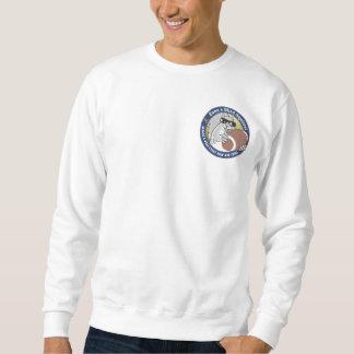 Blinder Eichhörnchen-Fußball Sweatshirt
