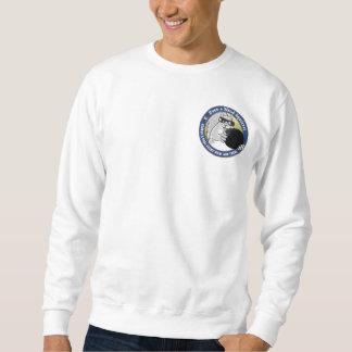 Blindes Eichhörnchen-Hockey Sweatshirt