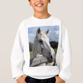 Blindes Pferd Sweatshirt