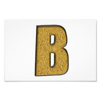 Bling Gold B Photodrucke