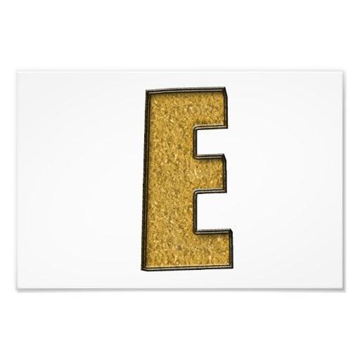 Bling Gold E Photographien