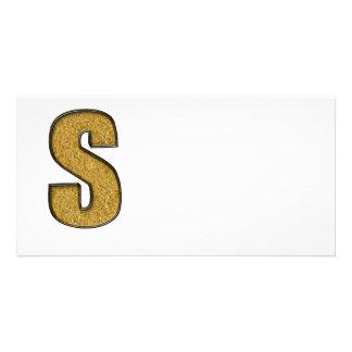 Bling Gold S Photokarte