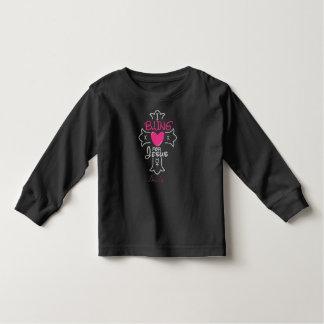 Bling Leben I Bling für Jesus Kleinkind T-shirt
