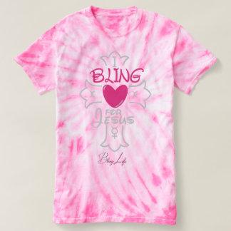 Bling Leben I Bling für Jesus-Krawatten-T - Shirt
