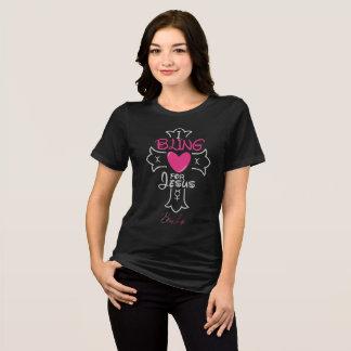 Bling Leben I Bling für Jesus T-Shirt