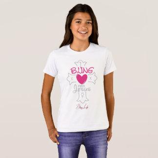 Bling Leben I Bling für Jesus-T-Shirt T-Shirt
