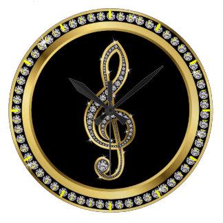 Bling Musik-Uhr - SRF Uhren