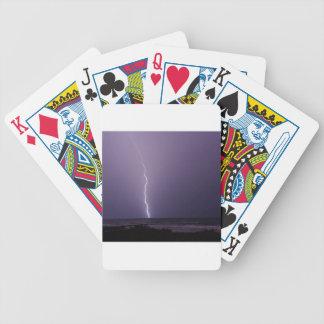Blitz auf Ozean Bicycle Spielkarten