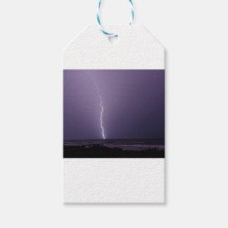 Blitz auf Ozean Geschenkanhänger