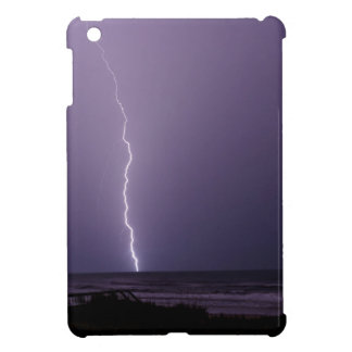 Blitz auf Ozean iPad Mini Hülle