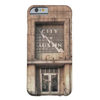 Blitz-Bolzen Austins Texas Barely There iPhone 6 Hülle