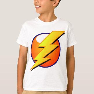 Blitz-Bolzen scherzt T - Shirt