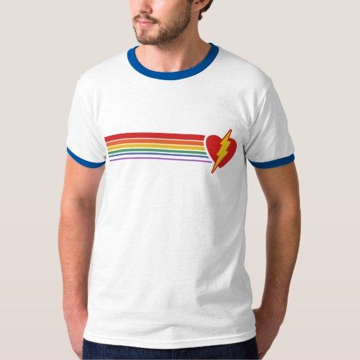 Blitz-Bolzen T-Shirt