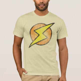 Blitz-Bolzen, Vintag T-Shirt