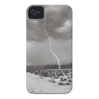 Blitz-Joshua-Baum B&W iPhone 4 Cover