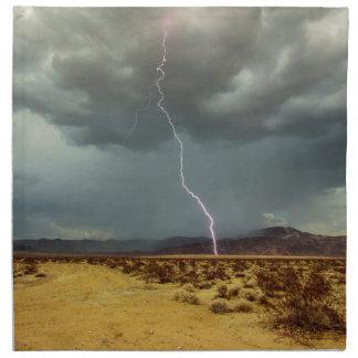 Blitz-Joshua-Baum-Farbe Stoffserviette