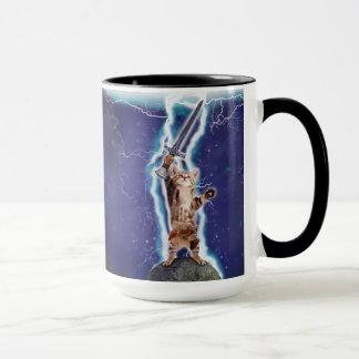 Blitz-Katze Tasse