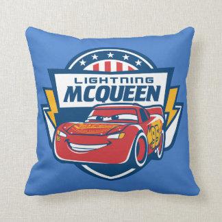 Blitz McQueen der Auto-3% pipe% - Blitz fasten Kissen