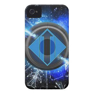 Blitz-Power iPhone 4 Case-Mate Hüllen