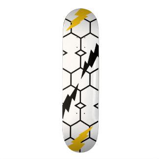 """Blitz und Hexagon 7 ¾"""" Skateboard"""