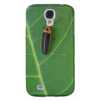 Blitz-Wanze auf Blatt Galaxy S4 Hülle