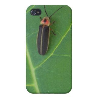Blitz-Wanze auf Blatt Schutzhülle Fürs iPhone 4