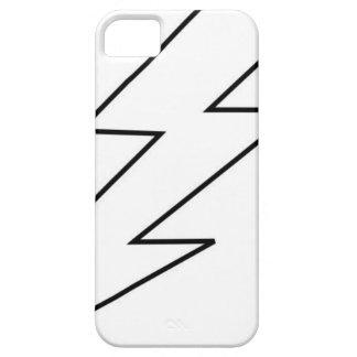 Blitzbolzen iPhone 5 Schutzhülle