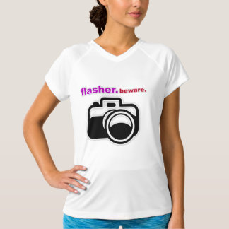 """Blitzgeber passen"" lustigen Fotografie-T - Shirt"