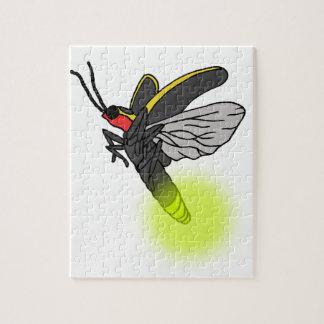 Blitzwanzenflug 2 beleuchtet puzzle