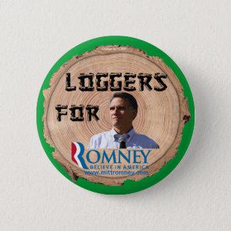 Blockwinden für Romney Knopf Runder Button 5,7 Cm