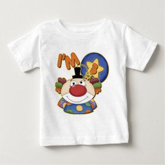Blödeln 3. Geburtstag herum Baby T-shirt
