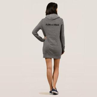 Blog-EIn-Holic Hoodie-Kleid Kleid